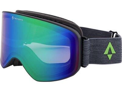 TECNOPRO Herren Ski-Brille Flyte REVO Grau