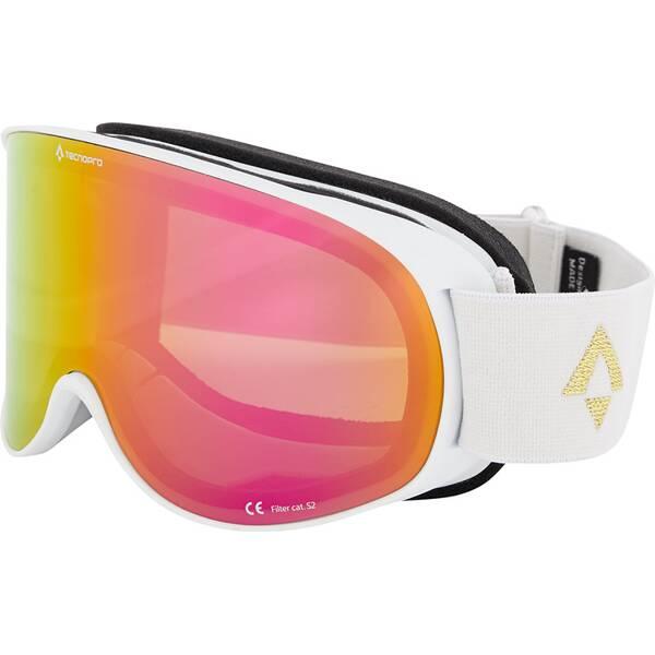 TECNOPRO Damen Ski-Brille Safine M Revo