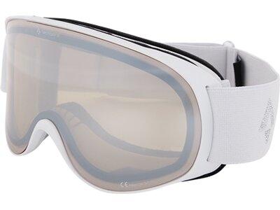 TECNOPRO Damen Ski-Brille Safine S Mirror Weiß