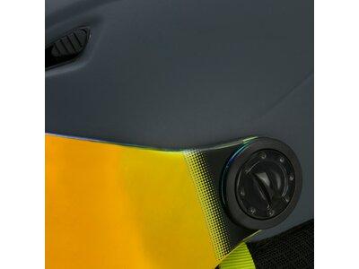 TECNOPRO Kinder Ski-Helm Pulse REVO Grau