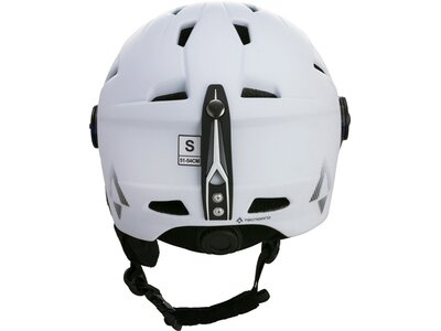 TECNOPRO Ski-Helm Pulse HS-016 Visor Photochromic Weiß