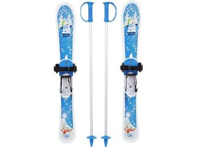 TECNOPRO Kinder Spezialski Ski-Set Little Team Blau