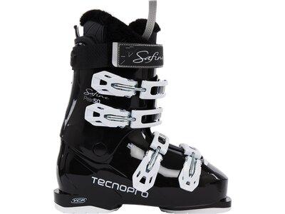 TECNOPRO Damen Skistiefel Safine Pearl 50 Schwarz