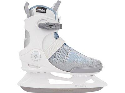 TECNOPRO Damen Eishockeyschuhe Maverick 1.0 Schwarz