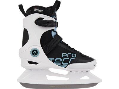 TECNOPRO Damen Eishockeyschuhe Phoenix 2.0 Schwarz