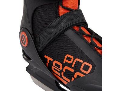 TECNOPRO Herren Eishockeyschuhe Phoenix M 2.0 Schwarz