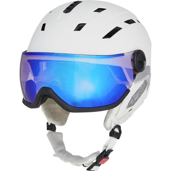 TECNOPRO Herren Ski-Helm Titan S2-S3 Visor Photochromic   Accessoires > Caps > Visors   White - Chrome   TECNOPRO