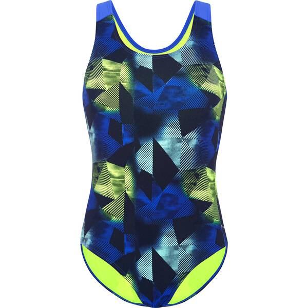 Bademode - TECNOPRO Damen Badeanzug Romane › Blau  - Onlineshop Intersport