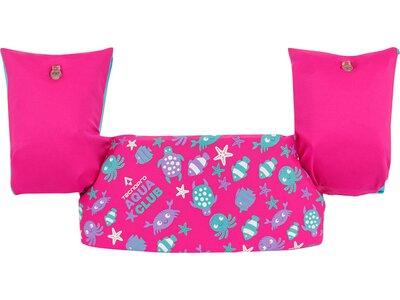 TECNOPRO Kinder Schwimmhilfe SWIM AID Pink
