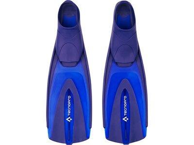 TECNOPRO Kinder Flosse F5 Blau