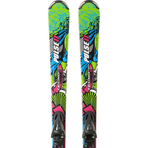 TECNOPRO Herren All-Mountainski Set Pulse 11 Lightrak + JTL 100 LT