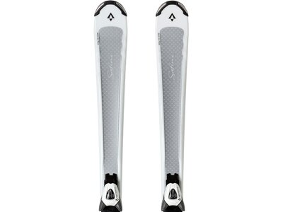 TECNOPRO Damen All-Mountainski Set Safine Infinity ET + ELT100W B80 Grau