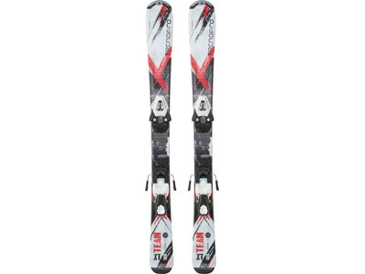TECNOPRO Kinder All-Mountainski XT Team Jr. + NTC45/NTL75 Weiß
