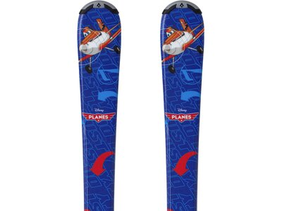 TECNOPRO Kinder All-Mountainski Set Planes Blau
