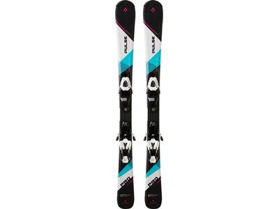 "TECNOPRO Kinder Skier ""Pulse Pro WF"" Schwarz"