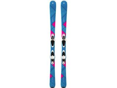 TECNOPRO Damen All-Mountainski Safine Candy ET + ELT 100 W B80 Blau