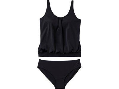TECNOPRO Damen Bikini D-Tankini Franny Schwarz