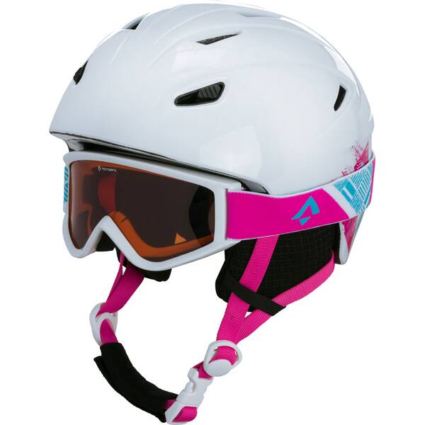 TECNOPRO Kinder Ski-Helm Pulse HS-016 + Freeze 2.