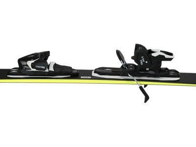 TECNOPRO Herren All-Mountain Ski Ux.-Ski-Set Pulse 12 SW Ti Schwarz