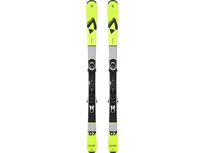 TECNOPRO Herren All-Mountain Ski-Set Pulse 7 Gelb