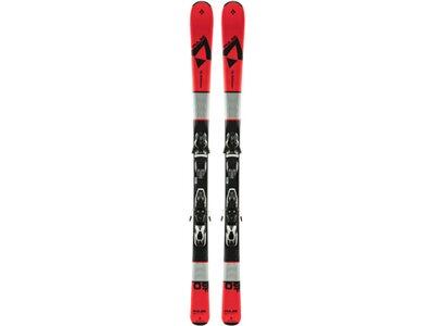 TECNOPRO Herren All-Mountain Ski-Set Pulse 9 Ti Rot