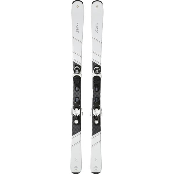 TECNOPRO Damen All-Mountain Ski-Set Safine S7