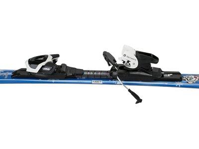 TECNOPRO Kinder All-Mountain Ski-Set Skitty ET Jr. + ETC45 J75 Blau