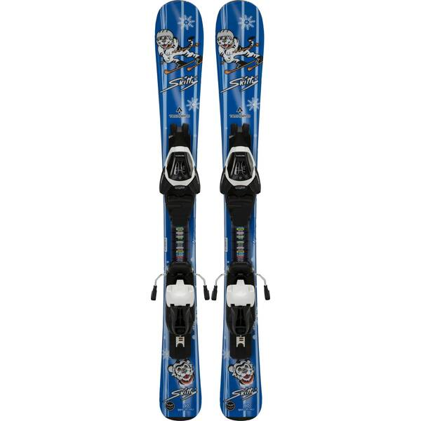 TECNOPRO Kinder All-Mountain Ski-Set Skitty ET Jr. + ETC45 J75