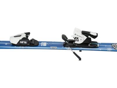 TECNOPRO Kinder All-Mountain Ski-Set Skitty Blau