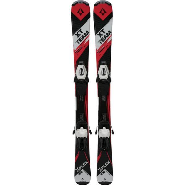 TECNOPRO Kinder All-Mountain Ski-Set XT TEAM ET