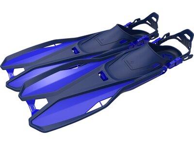 TECNOPRO Flosse F6 C TRAVEL Blau