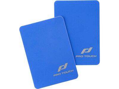 PRO TOUCH Schiri-Karten-Set Blau