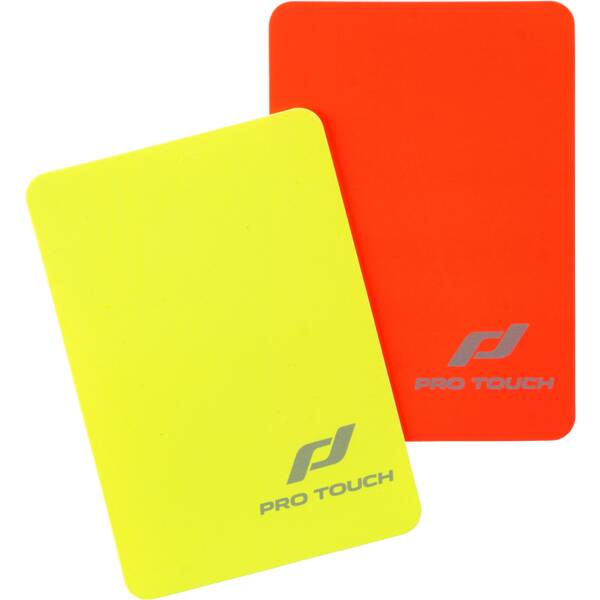 PRO TOUCH Schiri-Karten-Set