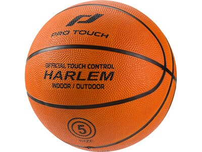 PRO TOUCH Basketball Harlem Orange