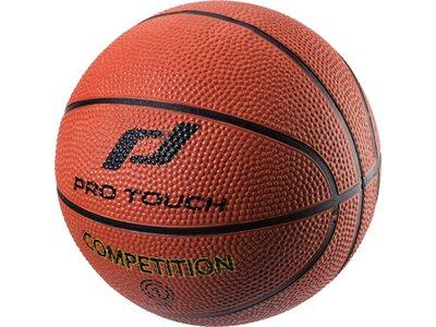 PRO TOUCH Basketball Mini Braun
