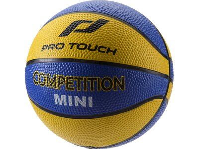 PRO TOUCH Basketball Mini Gelb