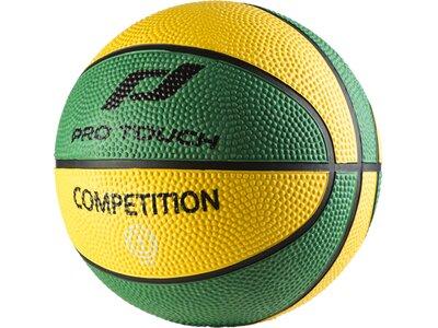 PRO TOUCH Basketball Mini Grün