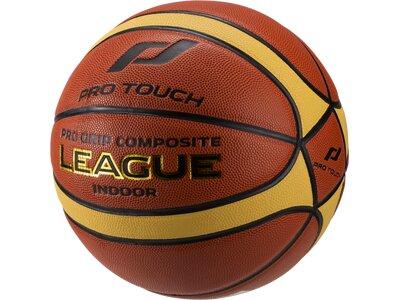 PRO TOUCH Basketball League Braun