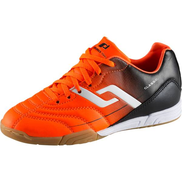 PRO TOUCH Kinder Fussballschuhe Classic IN Jr. Orange