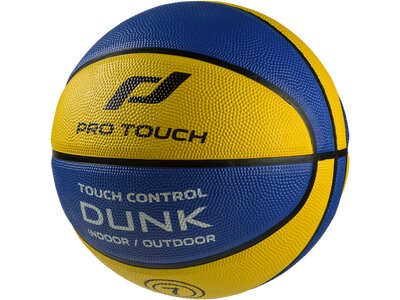 PRO TOUCH Basketball Dunk Gelb