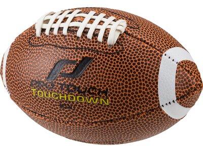 PRO TOUCH Ball Touchdown Mini Braun