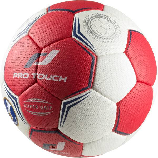 PRO TOUCH Handball  Super Grip  rot