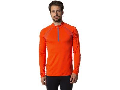 PRO TOUCH Herren T-Shirt lang elasticated Advin Orange