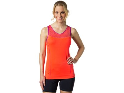 PRO TOUCH Damen D-Tank-Shirt Ebru Orange