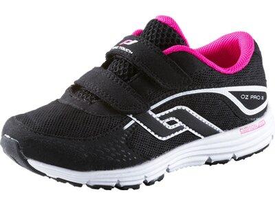 PRO TOUCH Kinder Laufschuhe Run-Schuh OZ Pro III VLC JR Schwarz