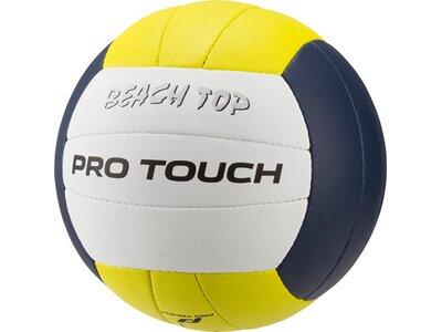 PRO TOUCH Ball Volleyball Beach Top Blau