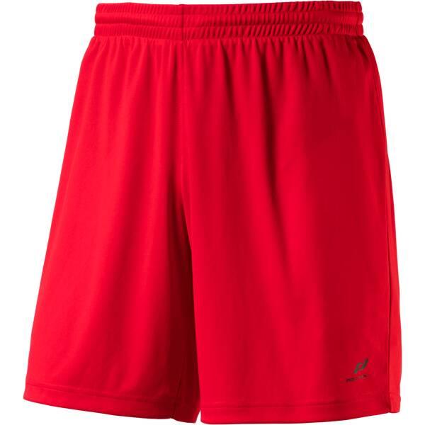 PRO TOUCH Herren Shorts Son Rot