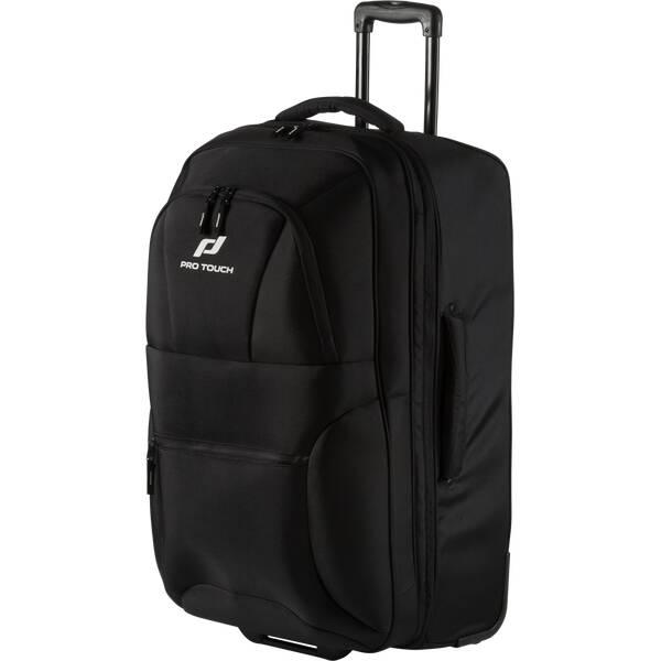PRO TOUCH Tasche Teambag Force Pro Trolley Schwarz