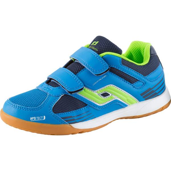 PRO TOUCH Kinder Indoorschuhe Courtplayer Klett