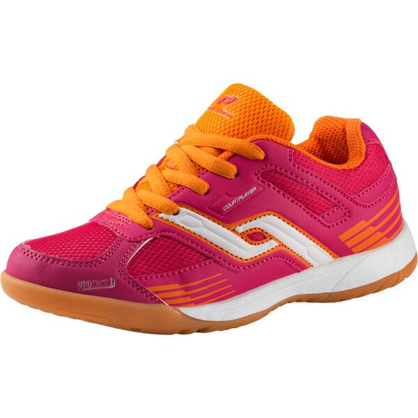 PRO TOUCH Kinder Indoorschuhe Courtplayer Rot